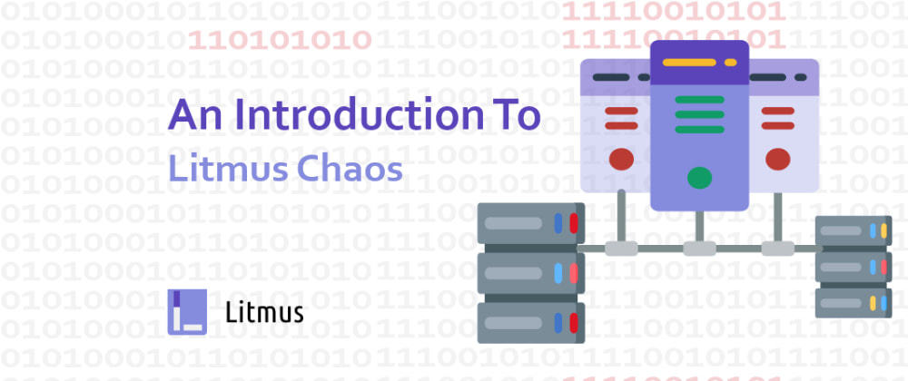 Cover image for Introduction to LitmusChaos
