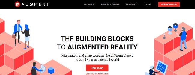 Augment-Enterprise Augmented Reality Platform