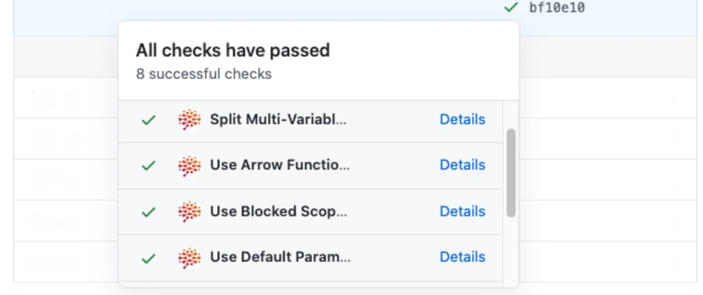 Cover image for Check Your GitHub Commits with P42