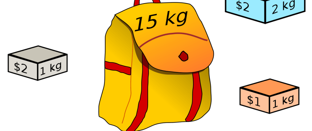 Cover image for All About Knapsack Problem   python