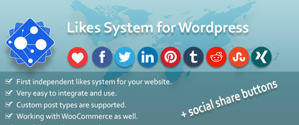 Cover image for Likes System for Wordpress