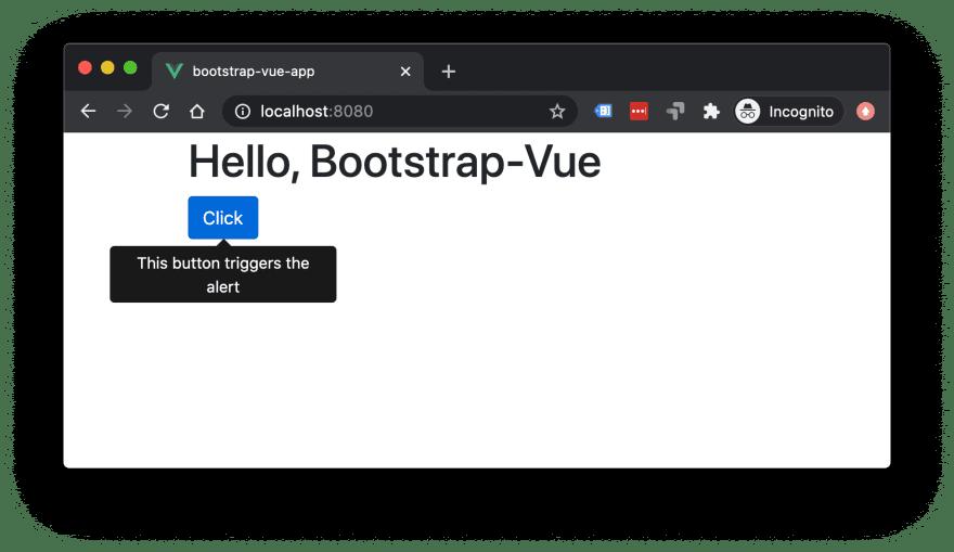 Bootstrap Vue 4