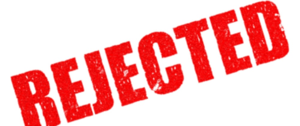 Cover image for Anti-Advice: Handling Rejection