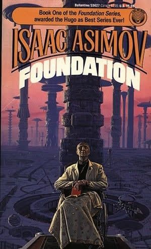 Terminus is the capital planet of the 1st Foundation