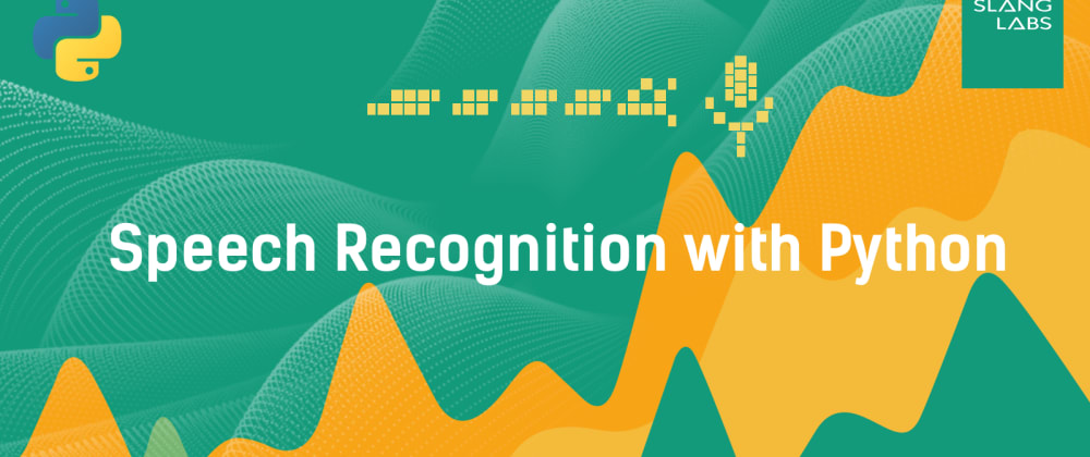 Cover image for Speech Recognition with Python: Comparing 9 most prominent alternatives