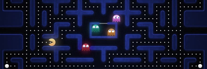 Pac-Man Patterns — Ghost Movement (Strategy Pattern) - DEV Community