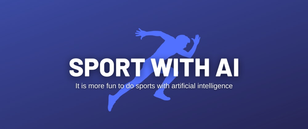 Cover image for Sport With AI