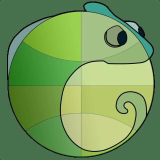 Webeleon logo