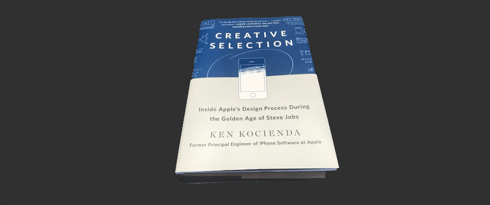 Cover image for Creative Selection