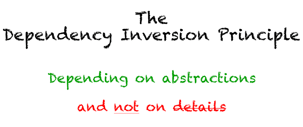 Cover image for DIP - The Dependency Inversion Principle