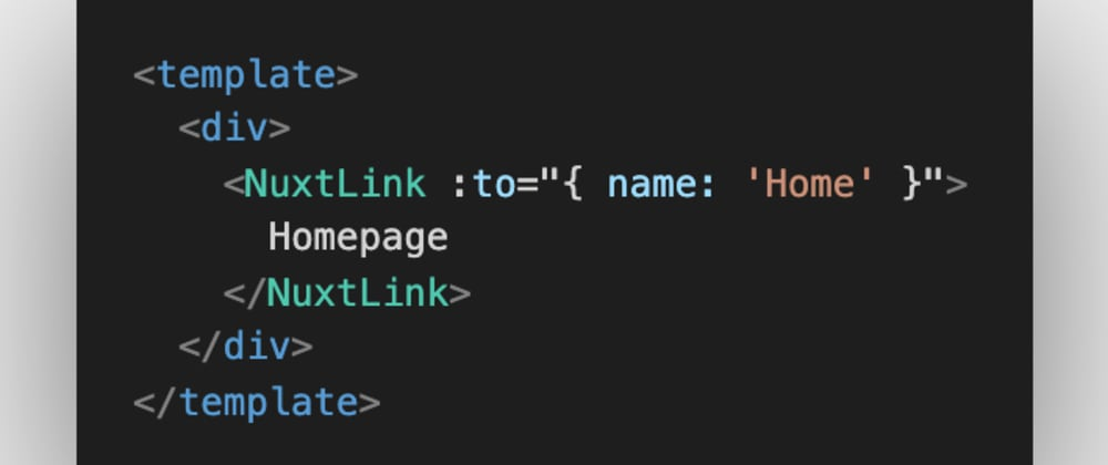 Cover image for How to create named routes in Nuxt.js