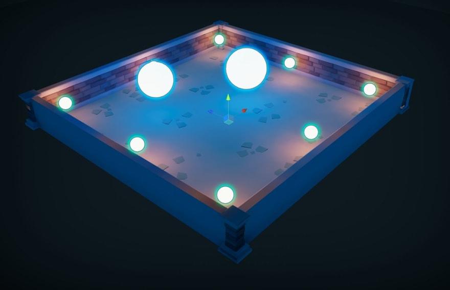 image of game lighting