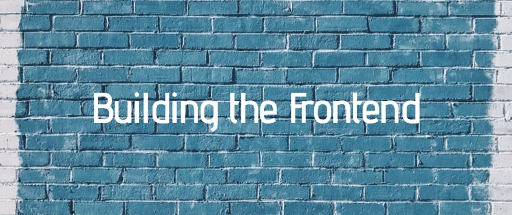 Cover image for Building the frontend - Part III (Live tweet sentiment analysis)
