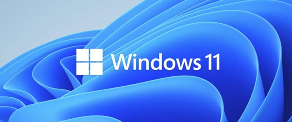 Cover image for Windows 11 Web Clone. With ReactJS.
