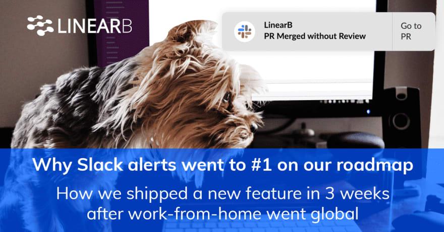 Slack Alerts Blog Cover Image