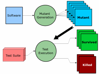 The Mutation Testing process