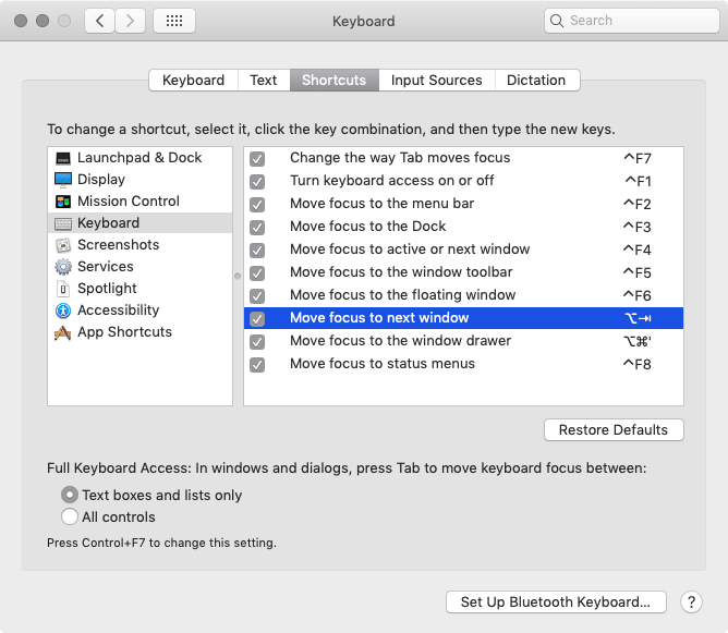 What's the better way to use PC Keyboard on macOS? - DEV Community