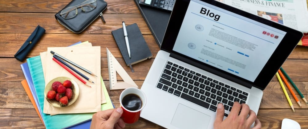 How to start blogging in 2018?