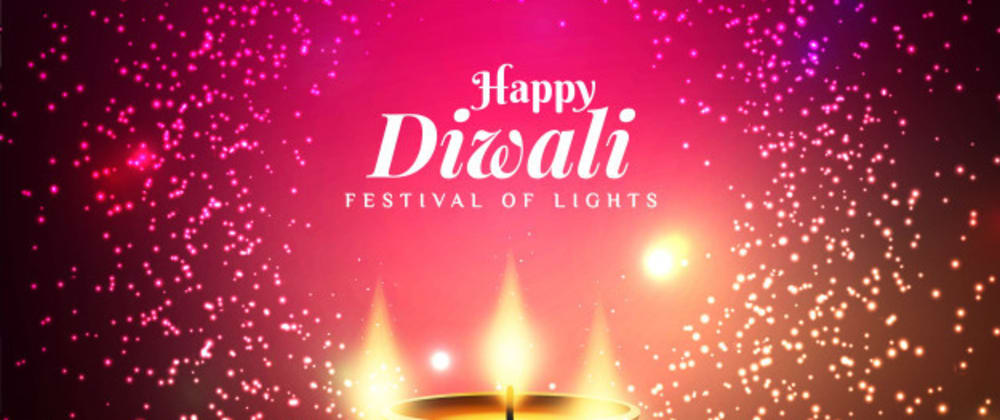 Cover image for Happy Diwali 2020