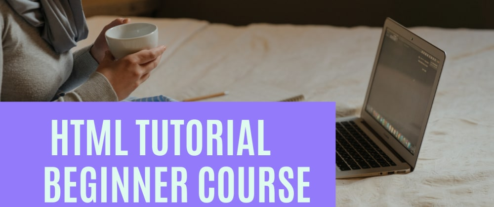 Cover image for Introduction to html tutorial