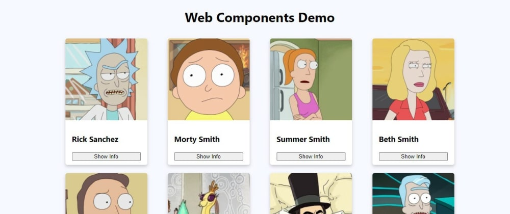 Cover image for Learn basic Web Components