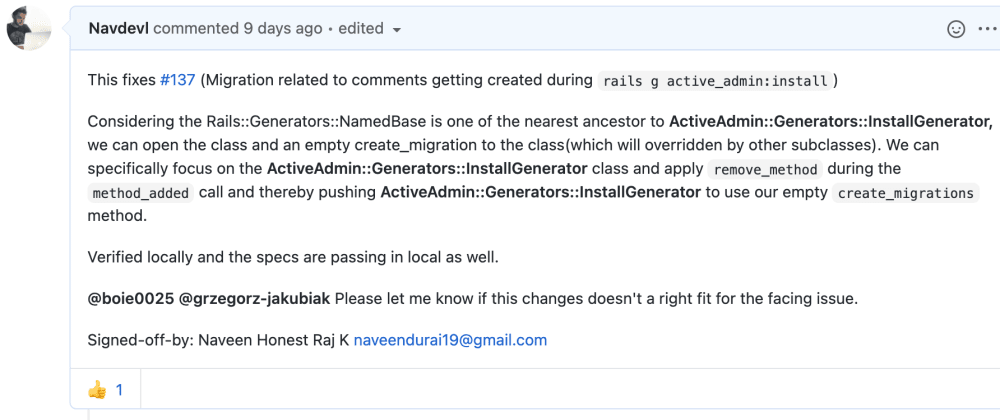 Cover image for Case study on Ruby Gem Contribution: activeadmin-mongoid