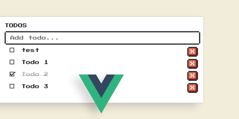 Let's build a Todo App Using Vue js - DEV Community 👩 💻👨 💻