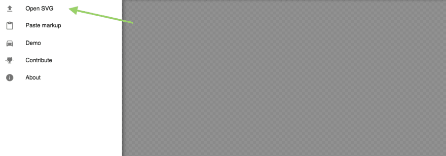 blank SVGOMG