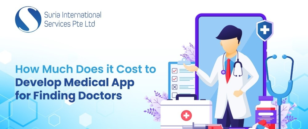 Cover image for How Much Does it Cost to Develop Medical App for Finding Doctors