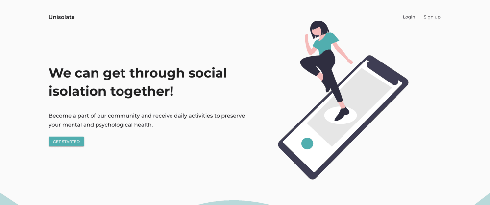 Cover image for Building a Socially Isolated Community Through Code - Twilio Hackathon Submission