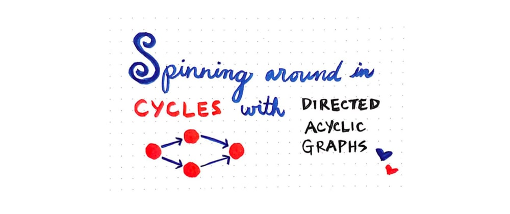 Cover image for Spinning Around In Cycles With Directed Acyclic Graphs