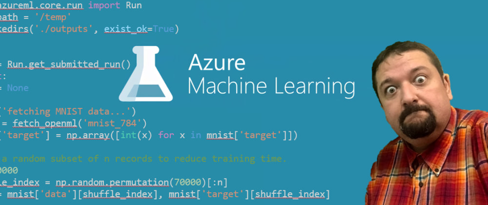 Cover image for Using Azure Machine Learning for Hyperparameter Optimization