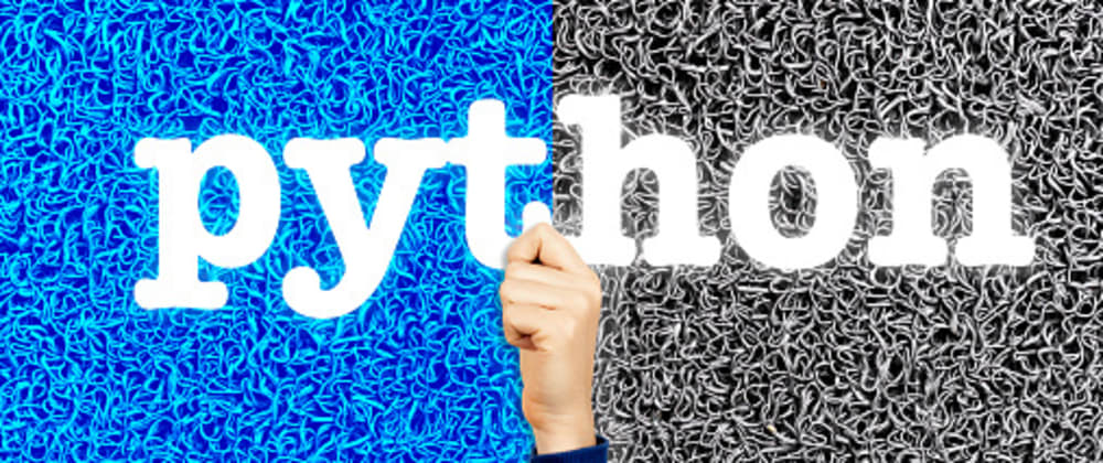 Cover image for Five++ cool Python snippets (Part - 2)
