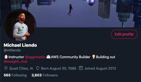 mtliendo twitter profile
