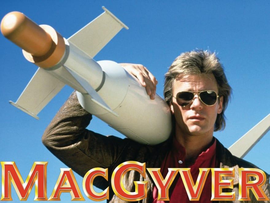 MacGyver, o webdev dos anos 90 e 00