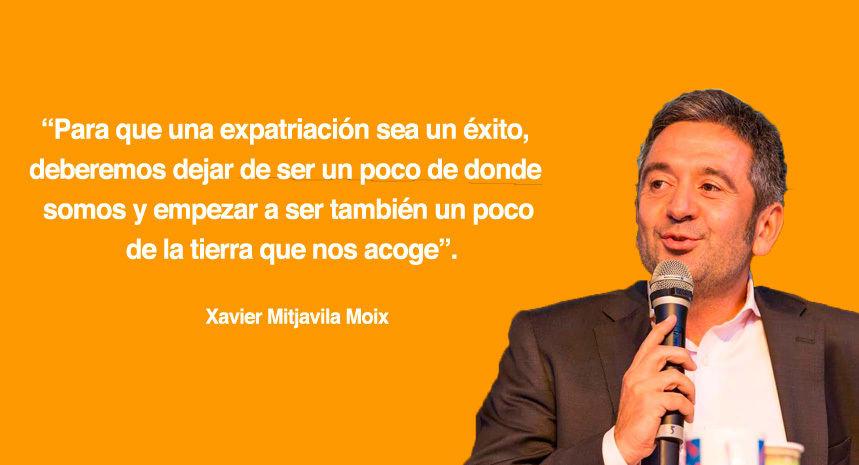 Xavier Mitjavila Moix afirma