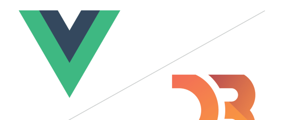 Cover image for D3.js and Vue.js
