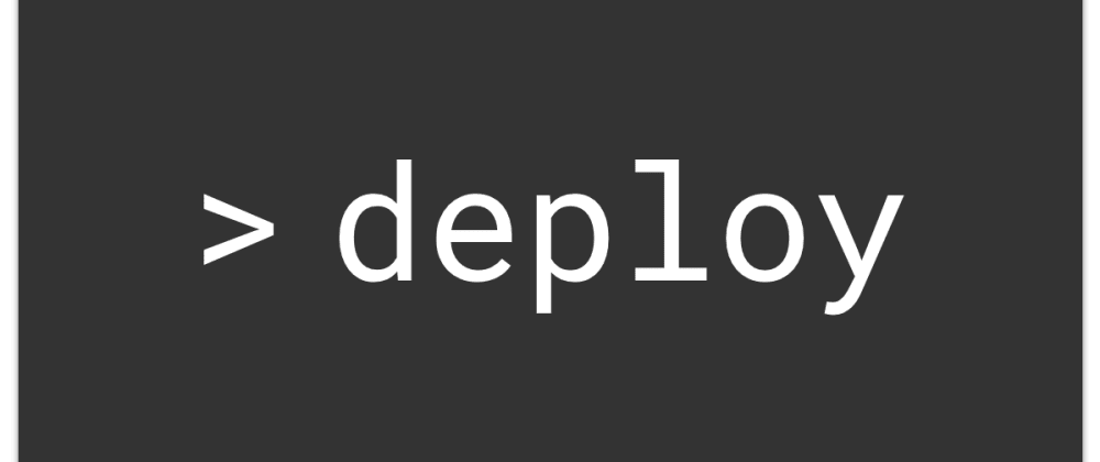 Cover image for Simple deploy typescript application to Heroku