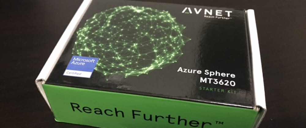 Cover image for Azure Sphere Introduction