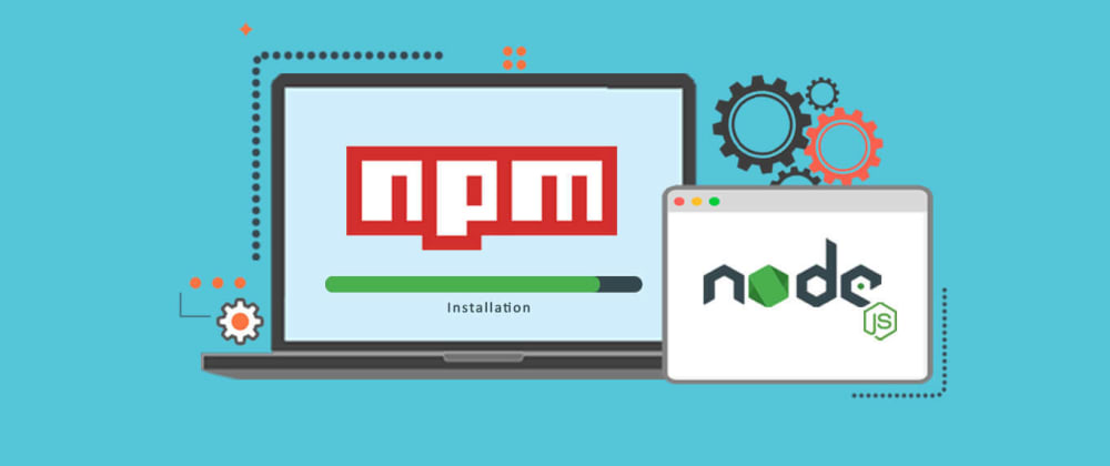 Cover image for How did I publish my 1st NPM package.