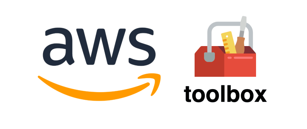 Cover image for My AWS toolbox – tools, plugins and applications