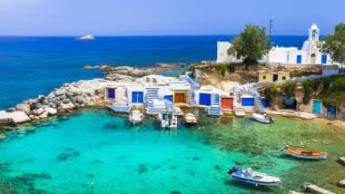 Milos, Greece!