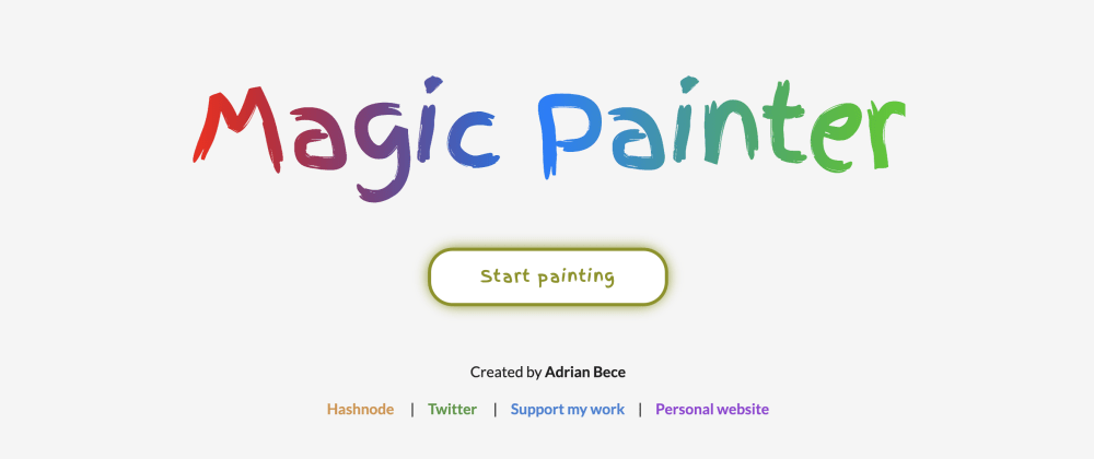Cover image for I've created an awesome painting app using React and Canvas API