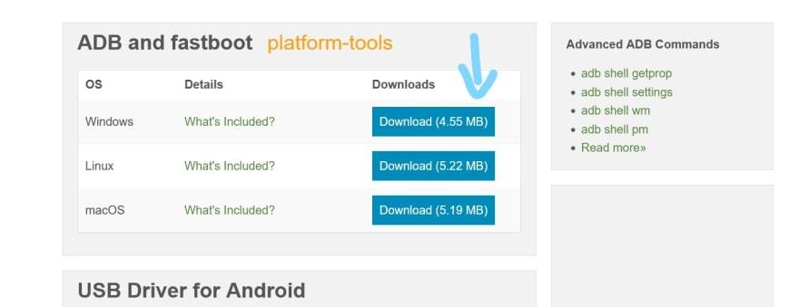 download adb