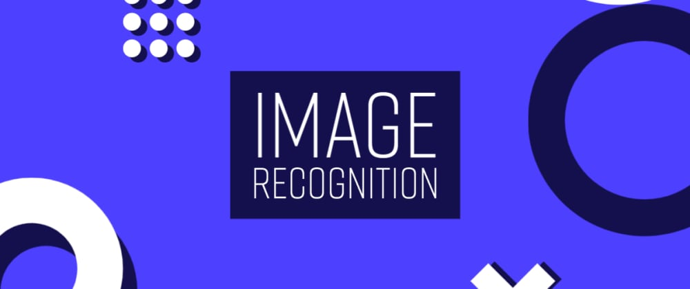 Cover image for Image recognition with TensorFlow.js