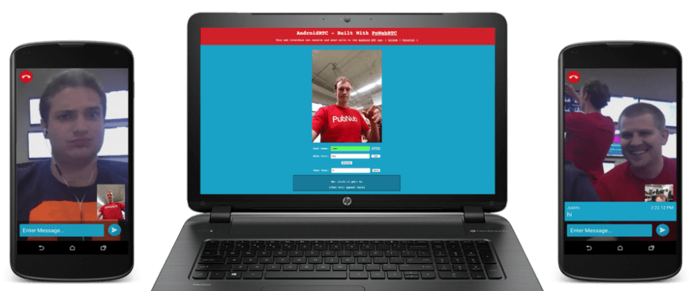 Cover image for How to use WebRTC Android SDK?