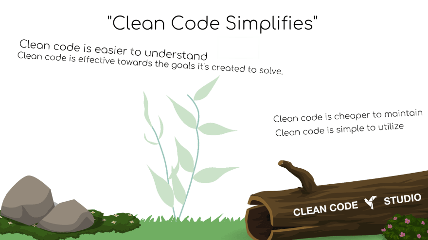 Clean Code Simplifies List