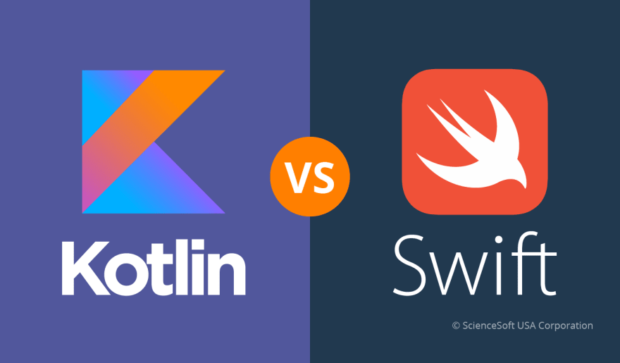 Kotlin vs  Swift: Are Android and iOS moving towards