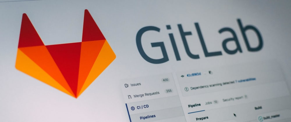 Cover image for GitLab CI: Creating your own pipeline template library 👷