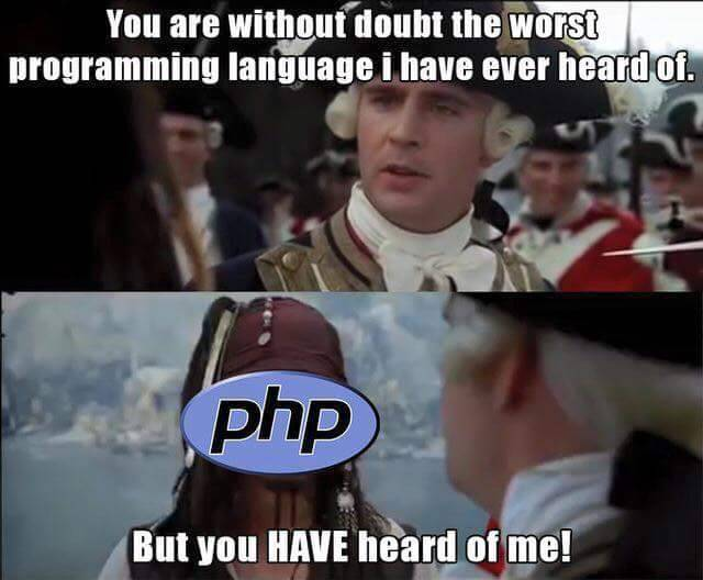 PHP Meme